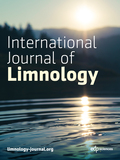 Annales de Limnologie - International Journal of Limnology Cover page